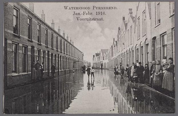 Het verhaal van Purmerend 1916